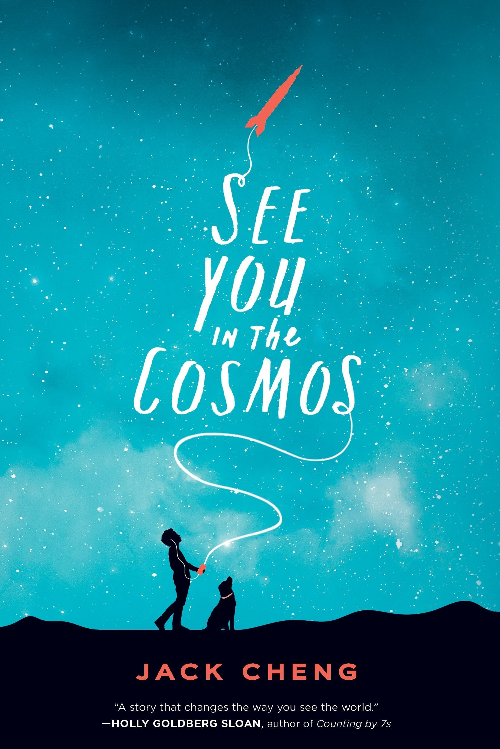 See you in the cosmos Jack Cheng