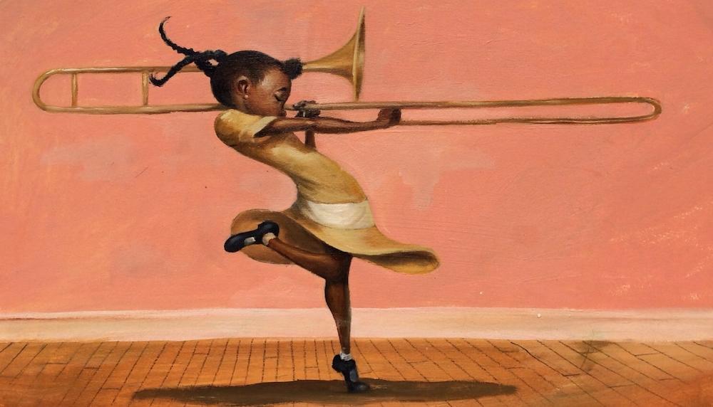 Little Melba and Big Trombone